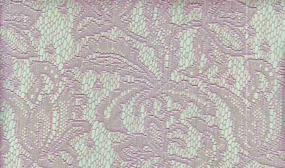 90917-1000 / #554NUD/PNK / 100% Polyester BAROQUE BACKED LACE