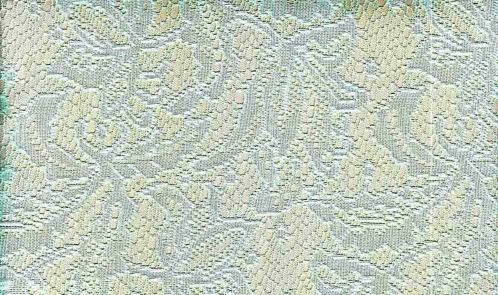 90917-1000 / #553NUD/MNT / 100% Polyester BAROQUE BACKED LACE