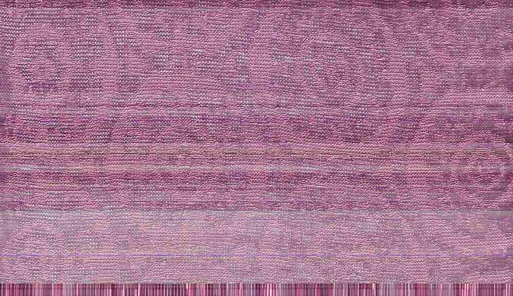 90919-67822MD4 / #449 WINE/COR / 50%POLY SPUN 50% RAYON Round Floral Burn Out Hacci