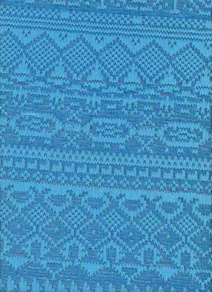 91102-1000A #666 TURQUOISE NOVELTY