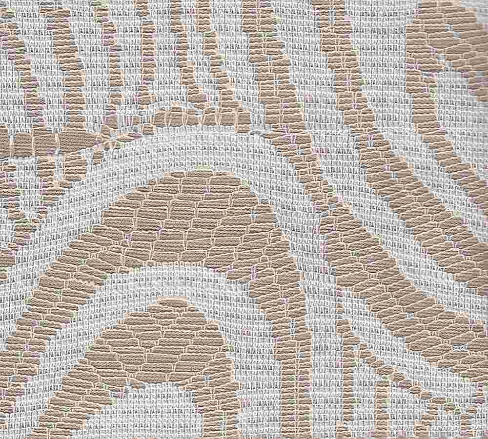 """76465-1100 / #115IVO/NUDE / JEANETTE BONDED LACE 100%POLY 55/56"""""""