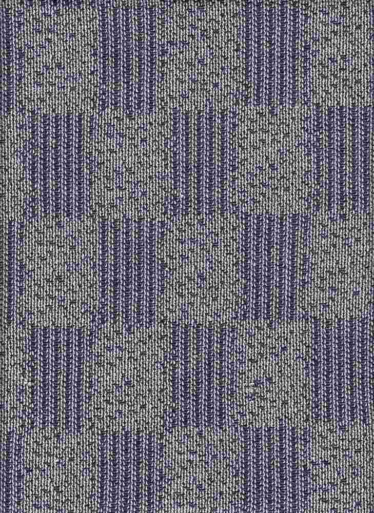 """76550-1100 / #222NAVY / CHECKER FRENCH TERRY60/40COTTON POLY 210GSM 61/63"""""""
