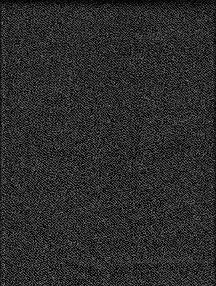 """76685-1000 / #000BLACK / WEATHERED PLEATHER 96/4 POLY SPAN 235GSM 58/60"""""""