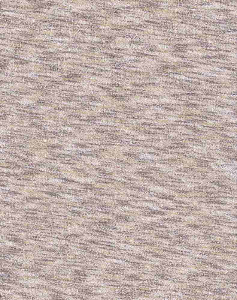 """76900-1100 / #555TAUPE / SPACE DYE LUSH F/T 95/5 POLY SPAN 184GSM 62/63"""""""