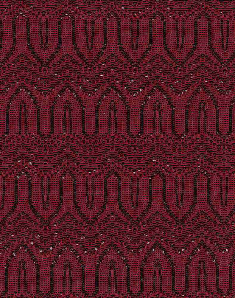 76903-1000 #444WARM RED NOVELTY