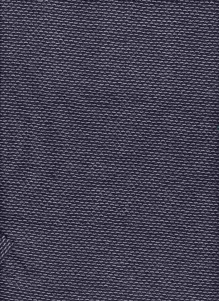 """85138-1100 / #222RICH NAVY / DOT FRENCH TERRY 80/20 Cotton Poly 210gsm 57/58"""""""