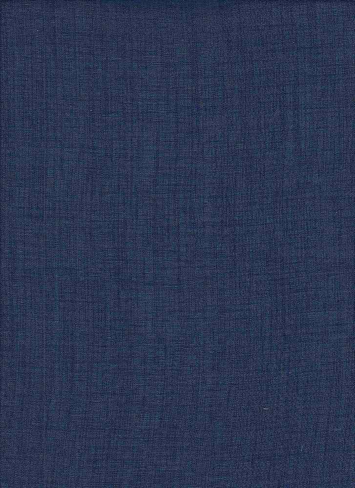 """91573-1000 / #222NAVY / CAPE COD CROSSHATCH WOVEN 100%POLY 139GSM 57"""""""