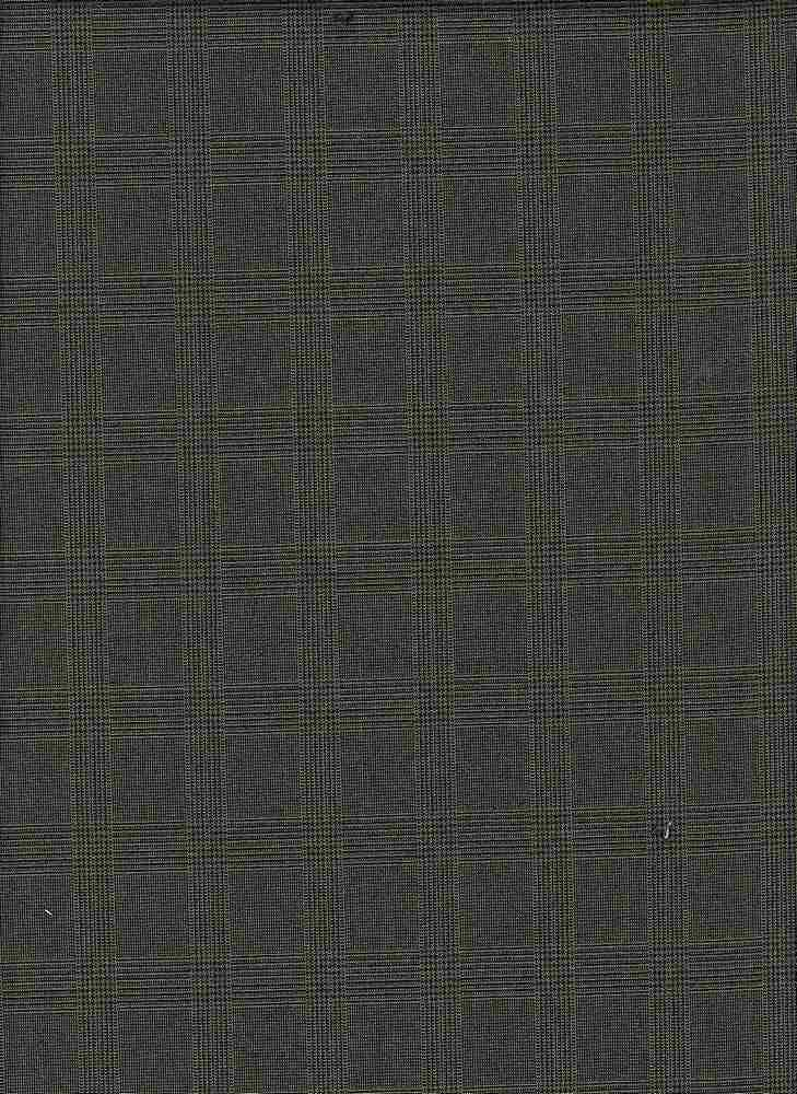 91755-1000 / #333OLIVE SPICE / Campbell Y/D Suiting Woven 85/12/3ply Ryn Spn