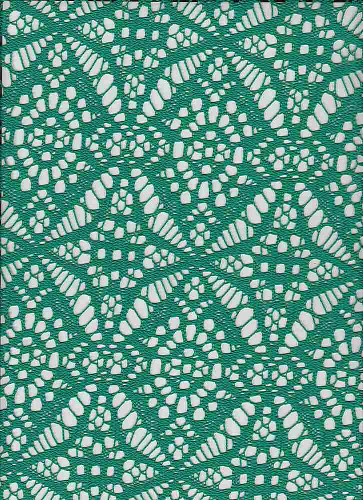 85530-1100 / #444PALM COURT / MAI TAI CROCHET 100%POLY 133gsm 57""