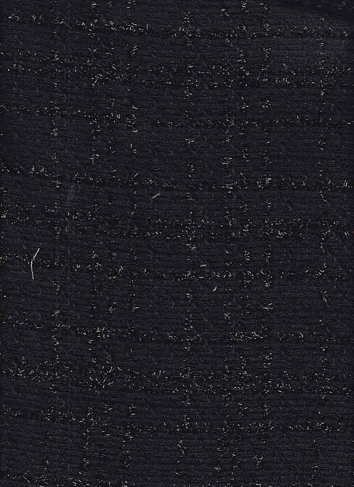 """95481-1000 / #222NAVY / SHIMMER BOUCLE 100%Poly 295gsm 56"""""""