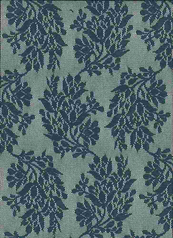 """85664-88474 / #333PINE / ERIN STRETCH LACE 92/8NYLN SPN 105GSM 55/56"""""""